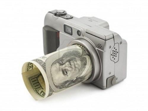 Заработать реальные деньги продавая фотографии